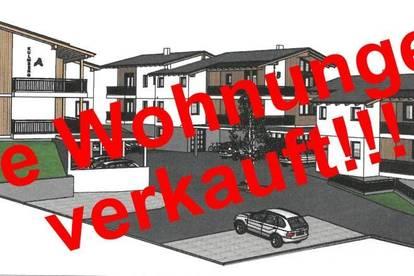 KAUFVEREINBARUNG!!! 2 Zimmer Wohnung im EG mit großer Gartenfläche - Top B1
