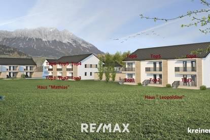 """KAUFVEREINBARUNG! Wunderschöne Wohnungen in ruhiger Lage im """"Sonnendorf Öblarn"""""""