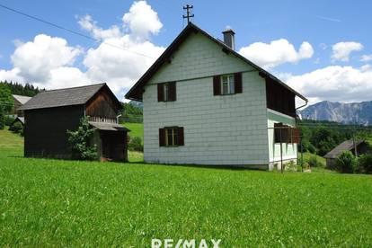 KAUFVEREINBARUNG!!! Gemütliches Einfamilienhaus in sonniger Aussichtslage in Lupitsch zu vermieten!