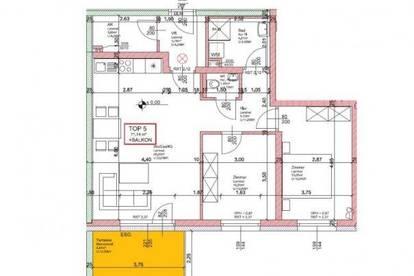 WG21/19 * NEUE EXKLUSIVE - Wohnung Top 5