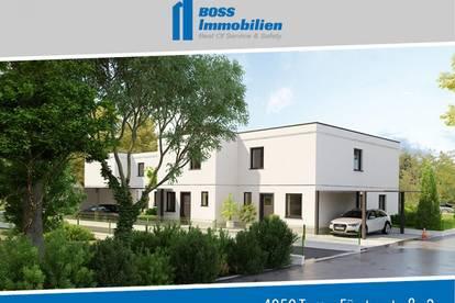 Neubau: Moderner Lebensraum mit Garten und Kellergeschoss - Top 3