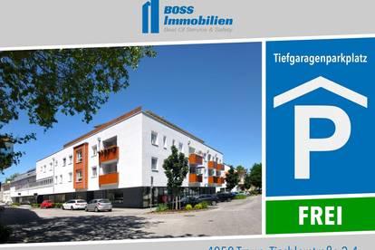 Tiefgaragenplätze | Tischlerstraße 2-4, 4050 Traun