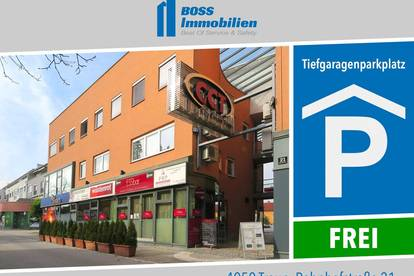 Tiefgaragenplätze | Bahnhofstraße 21, 4050 Traun