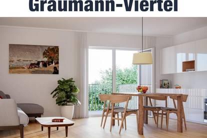 Grünes Wohnen mitten im Zentrum: Das Graumann-Viertel | Top 3.0.4