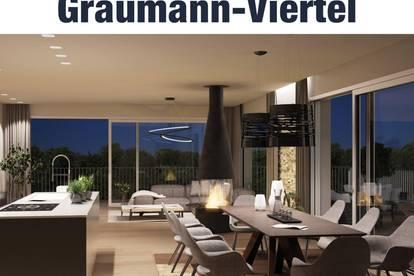 Mehr als nur eine perfekte Lage: Ihr Penthouse im Graumann-Viertel | Top 3.4.4