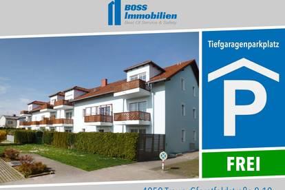 Tiefgaragenplatz   Gferetfeldstraße 8-10, 4050 Traun