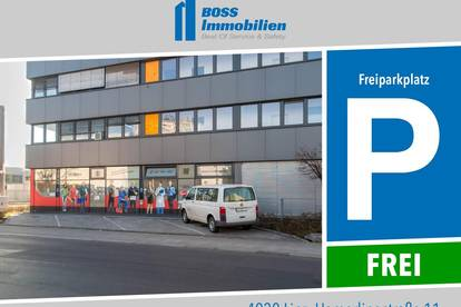 Freiparkplatz | Hamerlingstraße 11, 4020 Linz