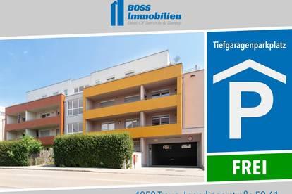 Tiefgaragenplätze | Leondinger Str. 59-61, 4050 Traun