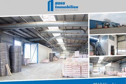 Top Standort - 1.000 m² Lagerhalle mit guter Infrastruktur (Teilanmietung möglich)