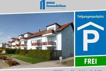 Tiefgaragenplatz | Gferetfeldstraße 8-10, 4050 Traun