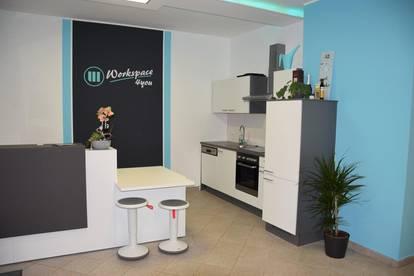 Workspace4you - Coworking Space im Zentrum von Traun - provisionsfrei