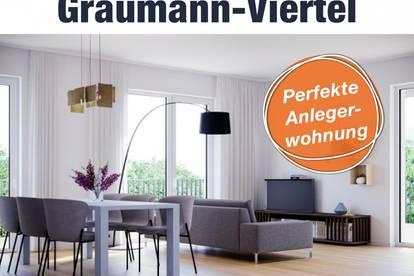 Anlagewohnungen mit Wertsteigerung im Graumann-Viertel in Traun | Top 2.2.7