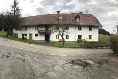 Bauernhaus mit Landwirtschaft in einzigartiger Lage im Gailtal