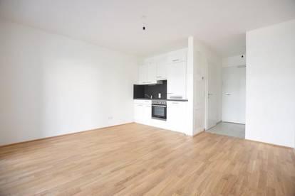 ERSTBEZUG - Brauquartier Puntigam - 23 m² - 1 Zimmer Wohnung - 9 m² Wintergarten