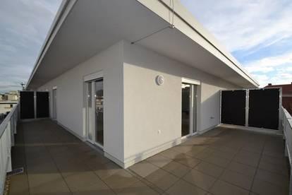 Zentrum - 45 m² - 2 Zimmer - PENTHOUSE mit 34 m² Dachterrasse - tolle Infrastruktur