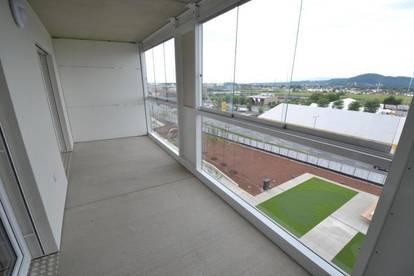 Puntigam - Brauquartier - 48m² inkl. Loggia - 2 Zimmer Wohnung - Westausrichtung