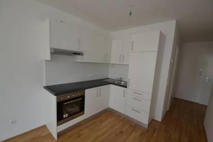 Neubau - Zentrum/Annenviertel - 41 m² - 2 Zimmer - tolle Singlewohnung - 6 m² Loggia