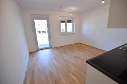 ERSTBEZUG - Quartier4 - Straßgang - 39m² - 2 Zimmer - großer Balkon - tolle Aufteilung