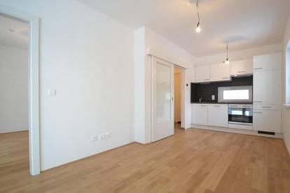 Jakomini - 35m² -  2 Zimmer Erdgeschoßwohnung mit Terrasse - tolle Raumaufteilung