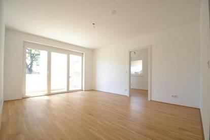 Liebenau - ERSTBEZUGSCHARAKTER- 59m² - 3 Zimmer - großer Balkon - Nähe Magna -  inkl. Tiefgarage
