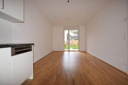 Zentrum - 65m² - 3 Zimmer-Wohnung  - Gartenanteil mit Terrasse
