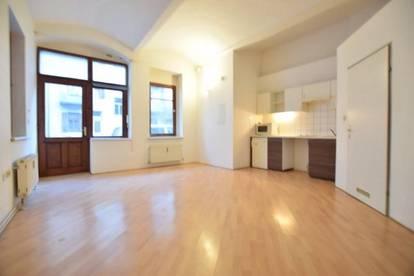 VIDEOBESICHTIGUNG - PROVISIONSFREI - Gries - 32m² - 1 Zimmer Wohnung - ruhiger Innenhof
