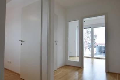 Liebenau - 35m² - Nähe Magna - 2 Zimmer - großer Balkon