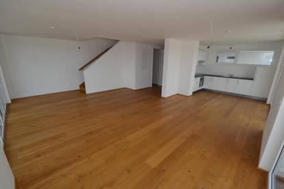 PROVISIONSFREI - Liebenau - 128 m² - PENTHOUSE - Maisonette mit 60 m² Dachterrasse - Top Ausblick