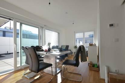 Puntigam - Brauquartier - Neuwertig - 53m² - 3 Zimmer - große  Terrasse