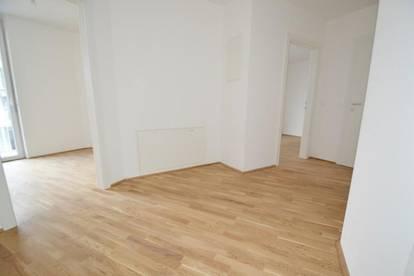 Zentrum / Annenviertel - 58 m² - 3 Zimmer-Wohnung - 27m²-Balkon - Top Infrastruktur