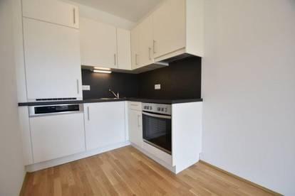 ERSTBEZUG - Quartier4 - Straßgang - 34m² - 2 Zimmer - Balkon - Top Infrastruktur