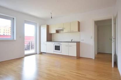 Wetzelsdorf - 57m² - 3 Zimmerwohnung - Balkon - Inkl Parkplatz