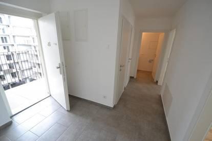 Puntigam - Brauquartier - 53m² - 3 Zimmer Wohnung - Terrasse und Eigengarten - WG-fähig