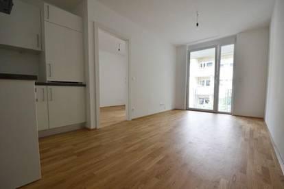Zentrum - 35m² - 2 Zimmer - großer Balkon