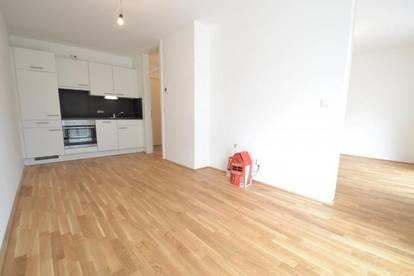 Brauquartier - Puntigam - 35m² - 2 Zimmer Wohnung - 13m² Balkon