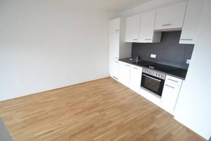 Puntigam - Brauquartier - 53m² - 3 Zimmer - Pärchenwohnung oder WG - 20m² Balkon