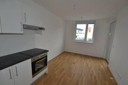 Neubau - Zentrum - 43 m² - 2 Zimmer Wohnung - inklusive Freifläche
