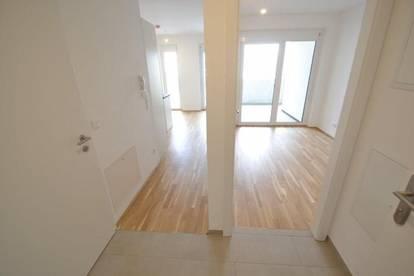 ERSTBEZUG - Quartier4 - Straßgang - 42m² - 2 Zimmer - großer Balkon und Loggia - tolle Infrastruktur