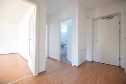 Straßgang - NEUBAU - 3 Zimmer 54m² mit Balkon und Parkplatz