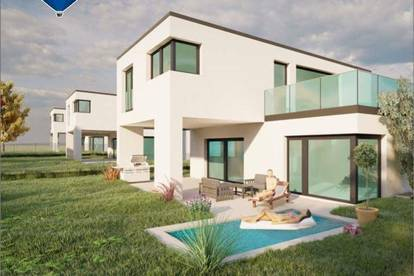 Planung EXKLUSIVER Ferien-/Einfamilienhäuser direkt am GOLFPLATZ