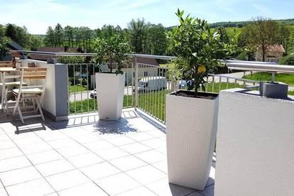 GABLITZ – großzügige Eigentumswohnung mit großer Süd-Terrasse