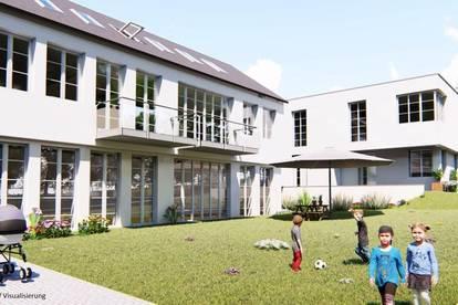 Exklusives Wohnprojekt mit Eigentumswohnungen und Doppelhaus im schönen Kurort Bad Vöslau