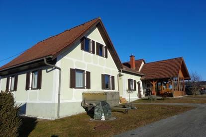 Wohnen im Steirischen Vulkanland 6 km von Ilz
