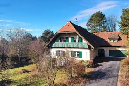 Ihr perfekter Rückzugsort wartet:  Großzügiges Landhaus mit blickgeschütztem Garten im grünen Umland von Fürstenfeld