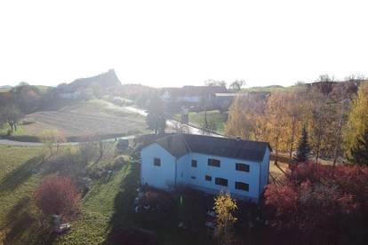 Geräumiges Wohnhaus mit 6.250m² Grund Nähe Riegersburg