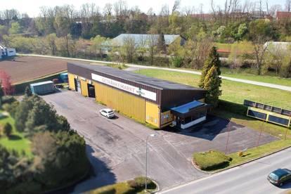 Fürstenfeld: Verkaufs- und Lagerhalle - perfekt gelegen an der Stadteinfahrt