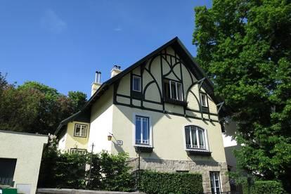 Miet-Hausetage in Jahrhundertwendehaus