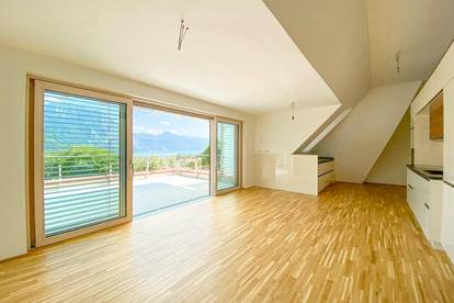 Miete-Penthouse: Gmunden. Historisch. Modern.