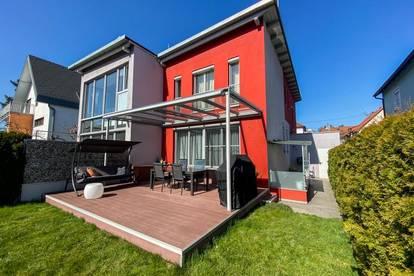 Linz - Keferfeld: Moderne DHH mit Garten!!!