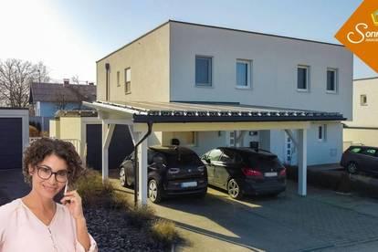 SONNENPLATZ DELUXE - Doppelhaushälfte in Wolfern mit PV-Anlage